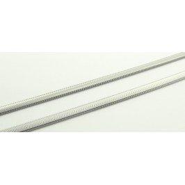 Náhrdelník z chirurgické oceli - had